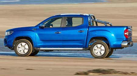 T60 Ute Rugged and ready