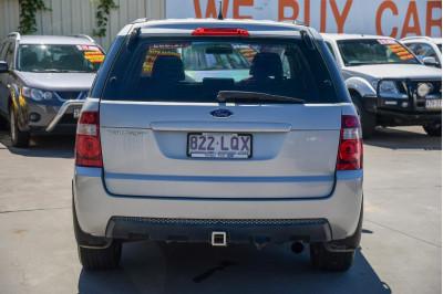 2009 Ford Territory SY MKII TS Wagon Image 4