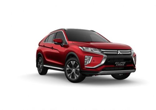 2020 Mitsubishi Eclipse Cross YA Exceed 2WD Suv