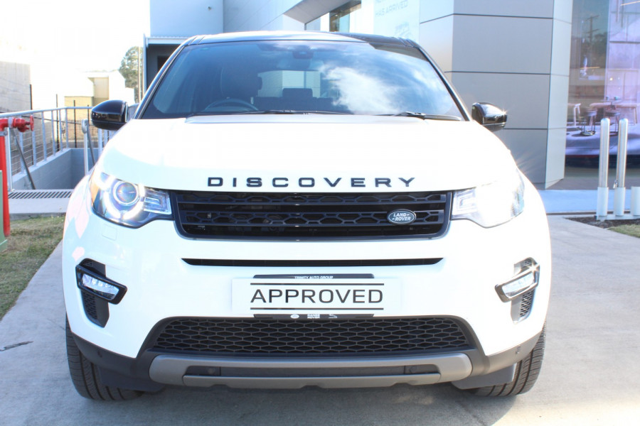 2017 Land Rover Discovery Sport L550 17MY TD4 180 Suv Image 2