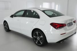 2019 Mercedes-Benz A Class Sedan Image 4