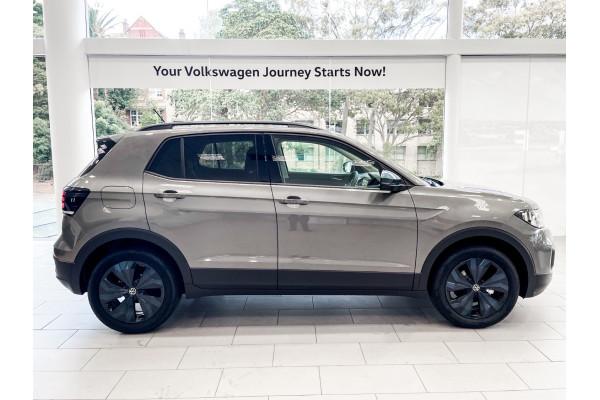 2021 Volkswagen T-Cross Suv Image 3