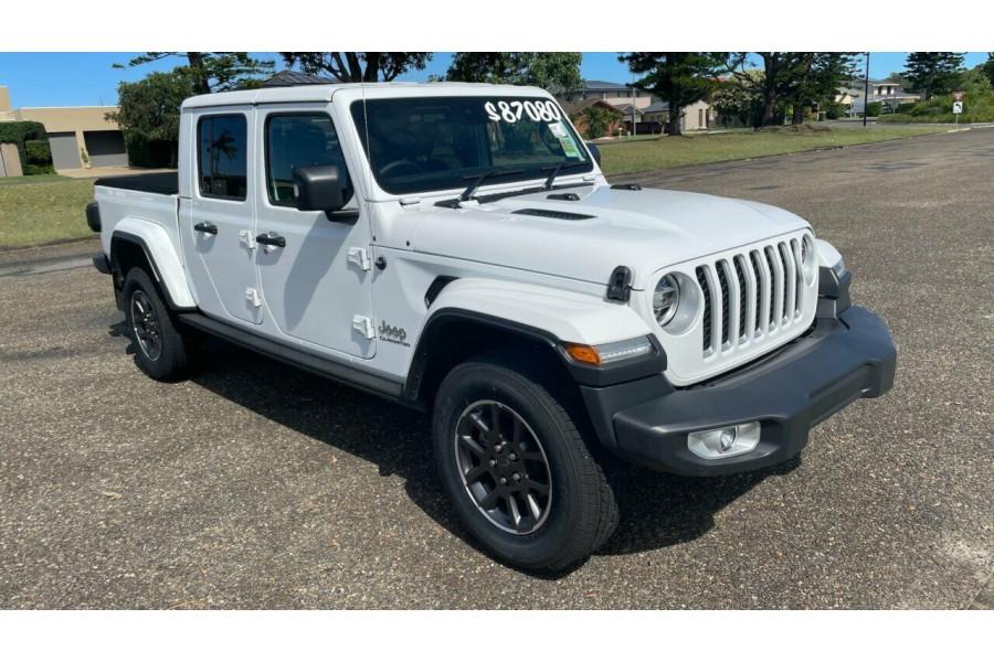 2020 Jeep Gladiator JT Overland Ute