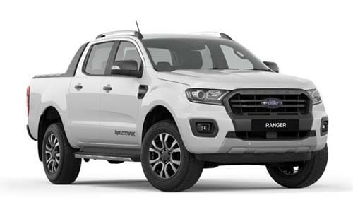 2018 MY19 Ford Ranger PX MkIII 4x4 Wildtrak Double Cab Pick-up Utility