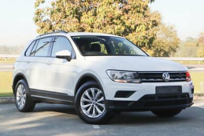 2016 MY17 Volkswagen Tiguan 5N MY17 110TSI 2WD Trendline Suv