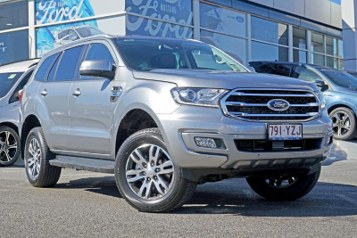 Ford Everest Trend RWD UAII