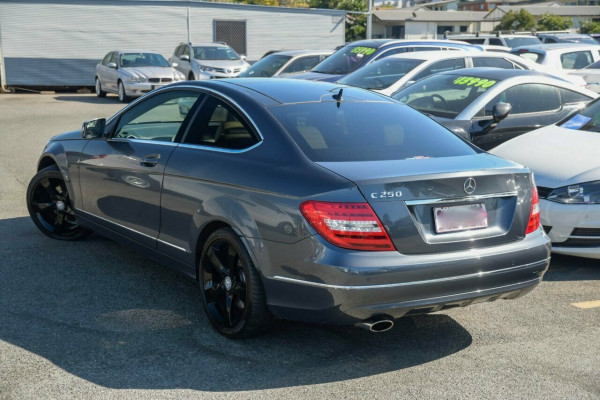 2013 Mercedes-Benz C-Class C204 MY13 C250 7G-Tronic + Coupe Image 2