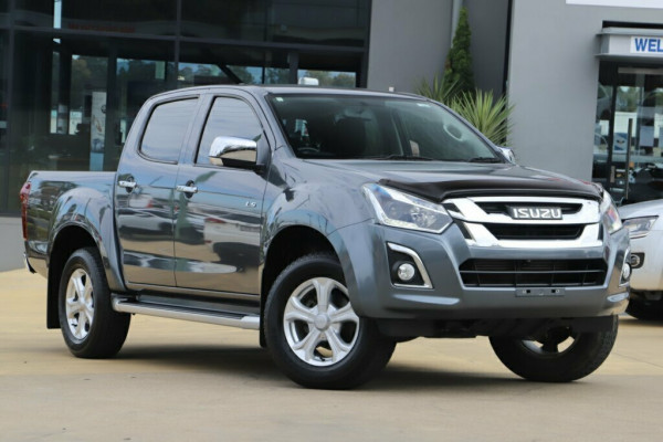 Isuzu Ute D-MAX LS-U Crew Cab 4x2 High Ride MY18