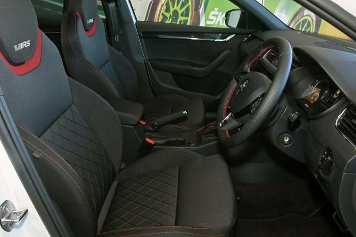 2018 Skoda Octavia NE RS Sedan Sedan