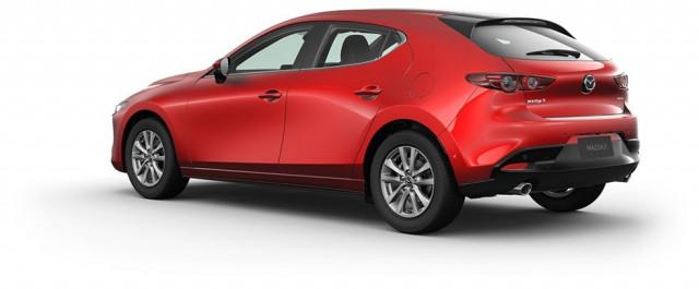 2021 Mazda 3 BP G20 Pure Hatchback Mobile Image 18