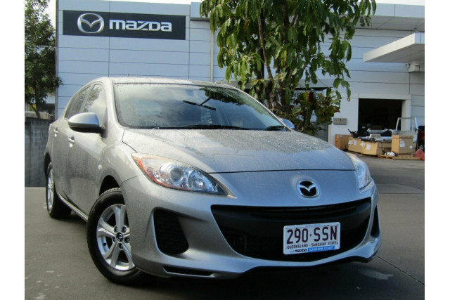 2012 MY13 Mazda 3 BL10F2 MY13 Neo Activematic Hatchback