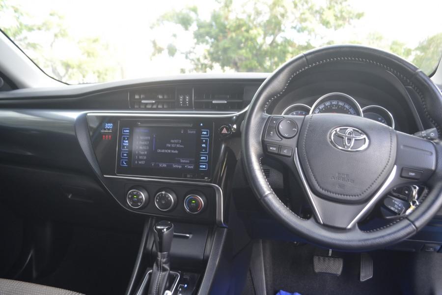 2017 Toyota Corolla ZR Sport Hatchback