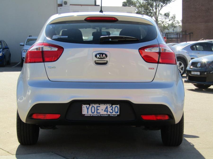 2013 Kia Rio UB  SLi Hatchback Image 6