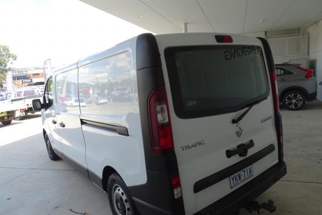 2015 Renault Trafic L1H1 SWB Low Roof DT