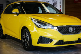 MG Mg3 Excite (No Series) MY20