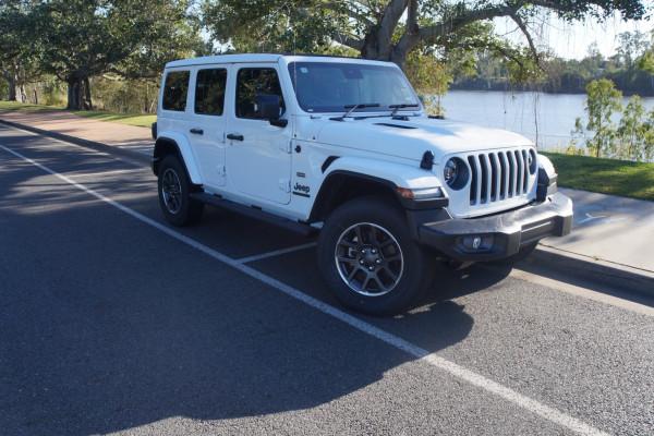Jeep Wrangler Overland JL