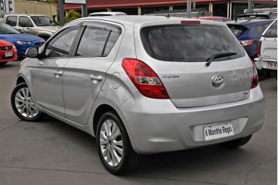 2011 Hyundai I20 PB MY11 Premium Hatchback Image 3