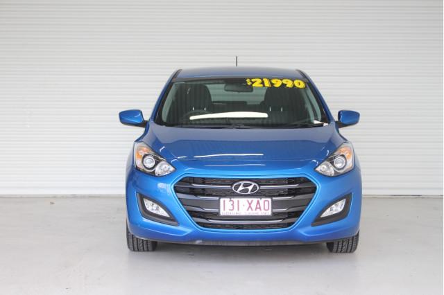 2016 Hyundai I30 GD4 SERIES II MY17 ACTIVE Hatchback Image 3