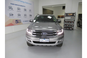 2020 MY20.25 Ford Everest UA II 2020.25MY TREND Suv Image 3