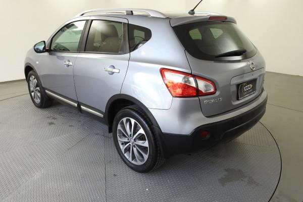 2012 MY10 Nissan DUALIS J10 Series II M Ti Hatchback Image 4