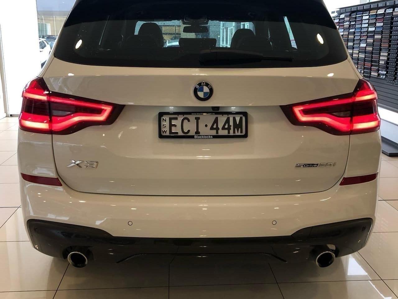 2019 BMW X3 Series G01 sDrive20i