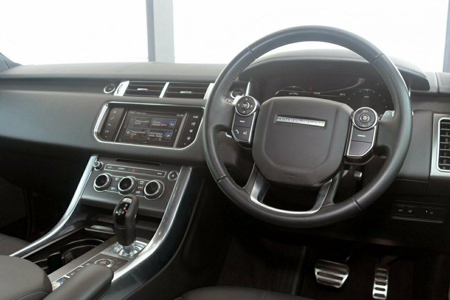 2015 MY16 Land Rover Range Rover Sport L494 16MY V8SC Suv Mobile Image 12