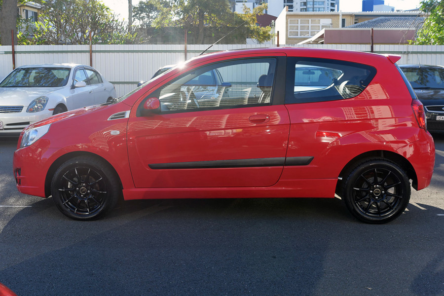 2009 Holden Barina TK MY09 Hatchback Mobile Image 7