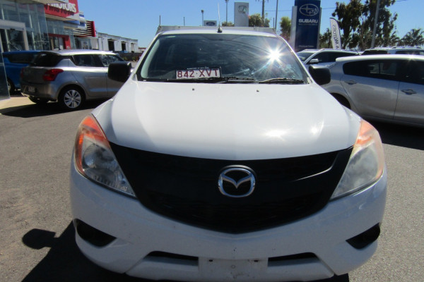 2013 Mazda BT-50 UP0YD1 XT Cab chassis Image 3