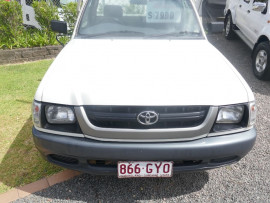 Toyota HiLux Workmate RZ