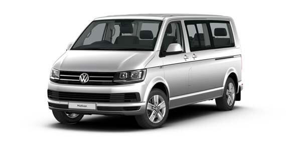 2020 MY19 Volkswagen Multivan T6 Comfortline Wagon