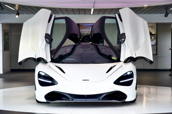 2018 Mclaren P14 720S Coupe Image 2