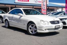 2004 Mercedes-Benz Clk-class C209 CLK240 Avantgarde Coupe