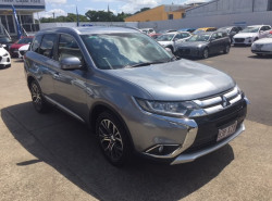 Mitsubishi Outlander Exceed ZK MY16