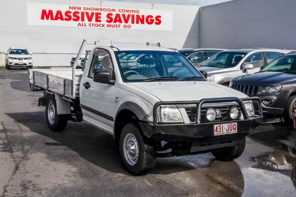 2006 Holden Rodeo RA MY06 LX Cab chassis Image 3