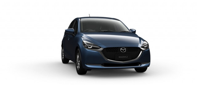 2021 MY20 Mazda 2 DJ Series G15 Pure Hatchback Mobile Image 5
