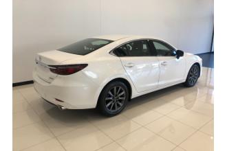 2019 Mazda 6 GL1033 Touring Sedan Image 4