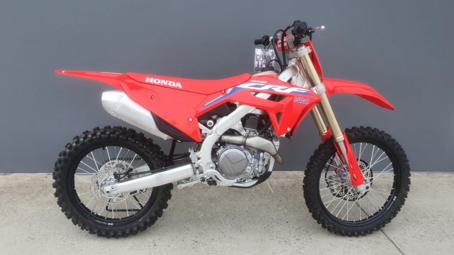 2020 Honda CRF450R TEMP 2020 CRF450R Image 1