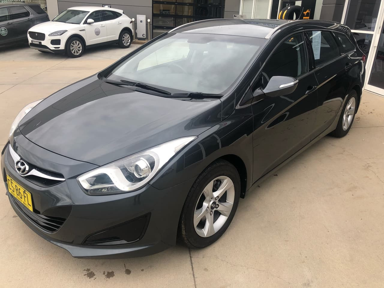 2011 Hyundai I40 VF ACTIVE Wagon