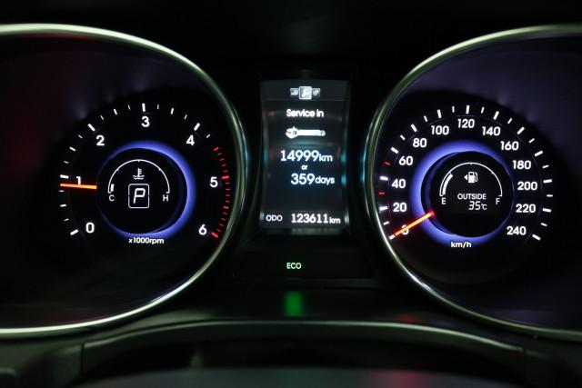 2014 Hyundai Santa Fe DM2 MY15 ELITE Suv Image 9