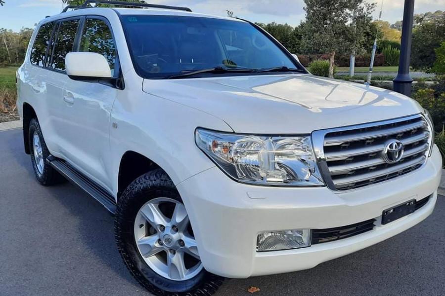 2009 Toyota Landcruiser Sahara Image 1
