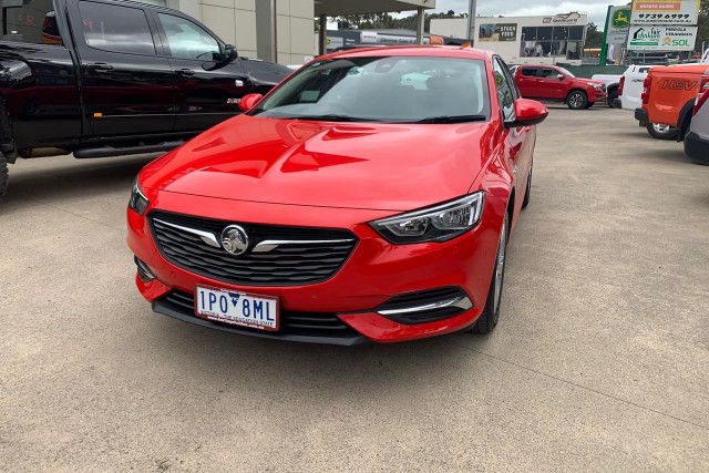 2018 Holden Commodore LT