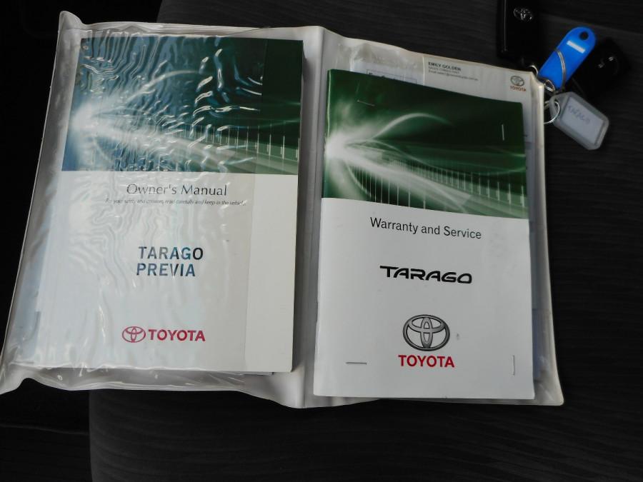 2014 MY13 Toyota Tarago ACR50R  GLi Wagon Image 21