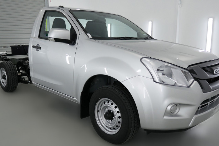 2020 MY19 Isuzu UTE D-MAX SX Single Cab Chassis Low-Ride 4x2  Single cab Image 8