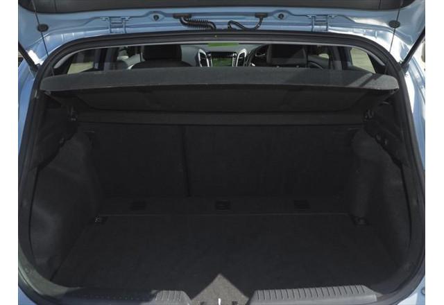 2012 Hyundai I30 GD Premium Hatchback