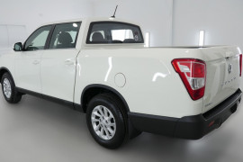 2019 MY20 SsangYong Musso XLV ELX Utility Image 4