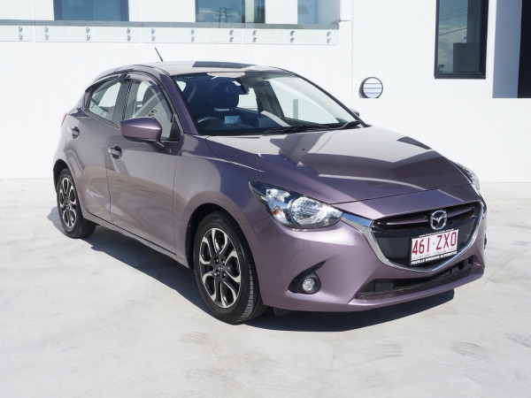 2015 Mazda 2 DJ2HAA Genki Hatch