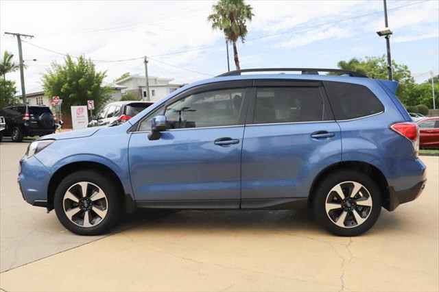 2016 Subaru Forester S4 MY16 2.0D-L Suv Image 8