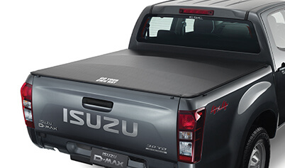 Loopless Soft Tonneau Cover