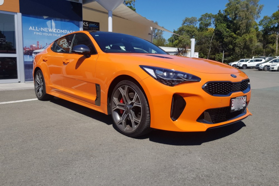 2019 Kia Stinger CK GT Sedan