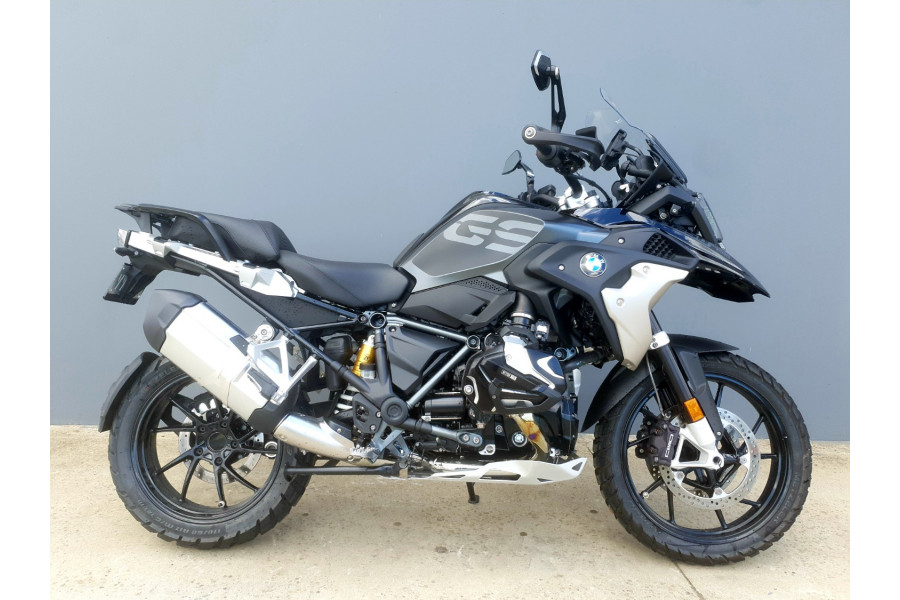 2020 BMW R 1250 GS Triple Black Motorcycle